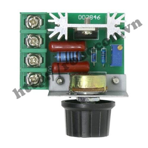 MDL79 Module Mạch Dimmer Điều Chỉnh AC 220V - 2000W