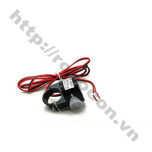 MDL121 Bộ chế sạc điện thoại trên xe máy 12-24V ra 5V-2A