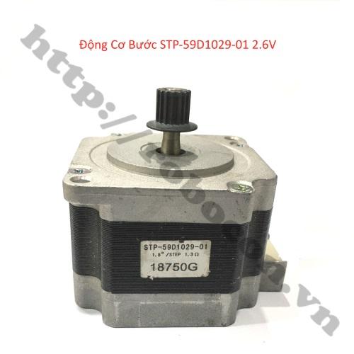 Động Cơ Bước STP-59D1029-01 2.6V
