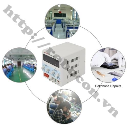 Máy Cấp Nguồn Đa Năng 30V-10A MS3010D sử dụng trong sửa chữa, cấp nguồn thiết bị điện tử