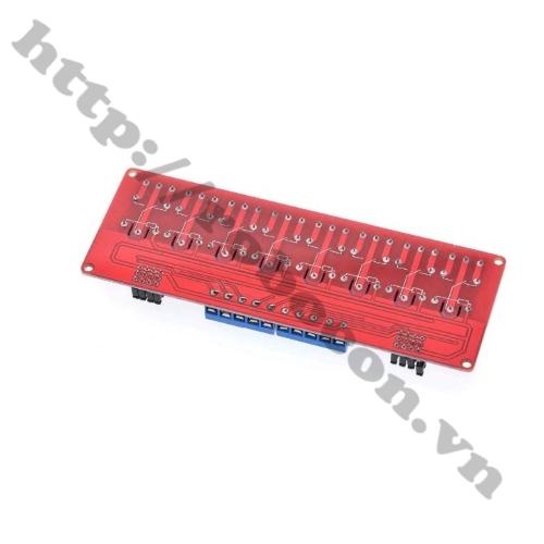 Module Relay 8 Kênh 12VDC