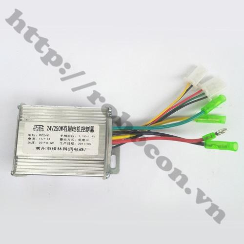 MDL321 Bộ Điều Tốc Xe Điện 24V 250W
