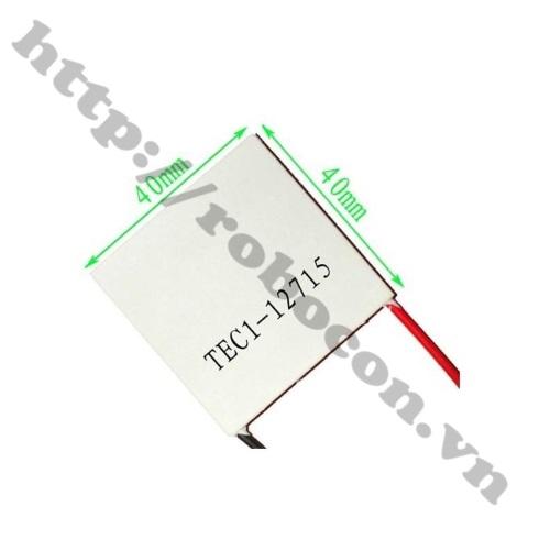 PKK552 Sò Nóng Lạnh TEC1-12715 – 150W