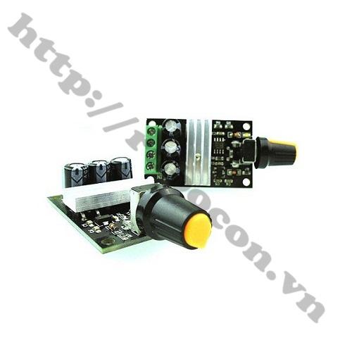 Module Mạch Điều Khiển Tốc Độ Động Cơ PWM 5V-28V 3A