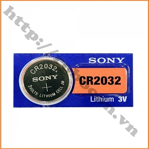 PPKP137 Pin CR2032 Sony Lithium, Pin Cmos ...