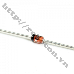 DO58 Diode Zener 1W 33V 1N4752A